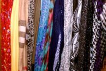 Fashion_Women_Scarves / Scarf, Scarves, wearing and storage tips / by Monica Wallek