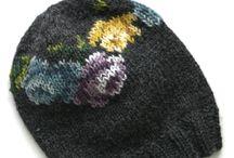 czapki szale