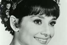 Audrey Alone / Audrey. Beautiful all the days of her life... / by Elaine Broom