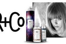 R+Co / Cosmética para el cabello Innovadora.