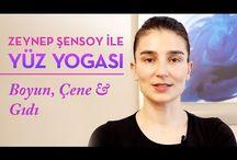 yüz yogası egzersiz