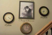 Decor-Living Room / by Carrie Osbourn