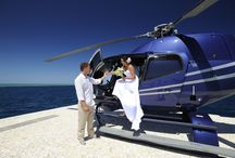 Outer Reef Weddings with Cruise Whitsundays / The Great Barrier Reef is a unique and desirable location for anyone dreaming of a destination wedding.
