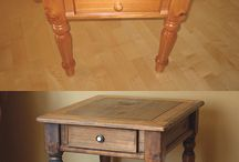 refinishing varnished furniture