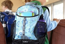 backpacks / by Cate