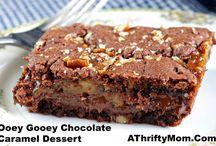 Dessert Recipes / by Tammy DeGraw