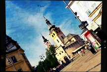 My Town / Pictures of Banska Bystrica, through the lens of a Samsung Galaxy Ace.