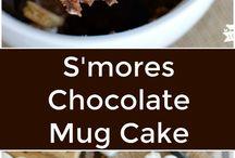 Ella / Mug recipes and stuff