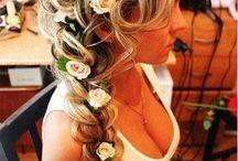 Hair's