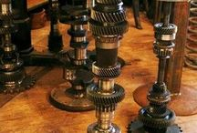Steampunk Style Diy Furnishings