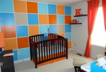 Fun Room Color Ideas / by Dawn Griffith
