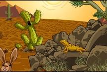 School Theme - Desert