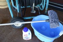 Cleaning Tricks & Tips / by Diane Willis