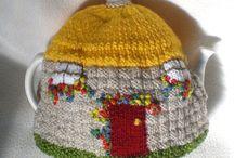 cosies and posies / kwik knits