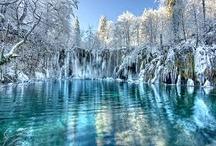 Lugares com neve