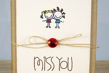Homemade Cards & Wrapping / by Kimberley Boston
