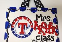 Texas Rangers!!