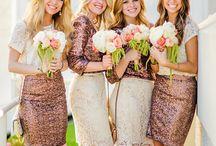 bridesmaid dresses / by Sharon's Bridal