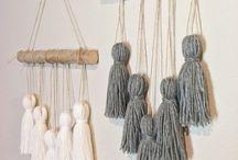 Macrame/wall hanging