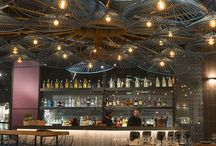 Дизайн винный бар