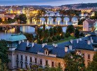 Summertime in Prague