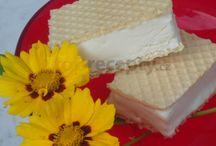 Zmrzliny a nanuky / vyroba domácích zmrzlin