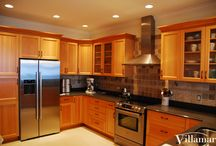 Custom Home Builder - Bourne Victoria BC / Custom Home Builder Victoria BC. Kitchen, Bathroom, living room, bedroom remodeling, interior & exterior design, construction, remodel and renovation ideas by Villamar Construction Victoria BC.
