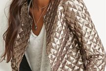chanel sequined jacket