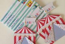 tarjetas invitaciones de thiago