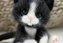 Gattini lana cotta