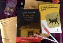 Arrivi Librosi / Tutto, ma proprio tutto, quello che trovo nella mia posta, reale o virtuale!