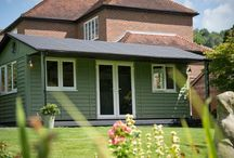 Our Smart Garden Offices / Our delightful buildings in one space