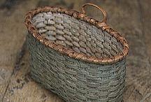 Tašky - koše -kabely