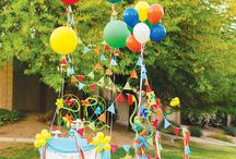 Balloon birthday / by Chas G