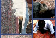 Restoration of old rugs / Herbal Washing and Restoration of carpets is also Undertaken, at the Carpet Cellar ,using Centuries old techniques,that are being revived ,so as to retain some semblance of the glory of the days past