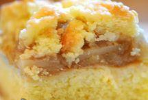 ciasta, ciasteczka i wszelkie inne słodkości