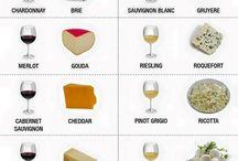 vinhos e queijos