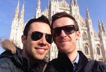 Our travels / Girovagando l Italia, l Europa e, si spera, il mondo!