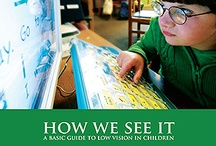 Low vision helps/nystagmus