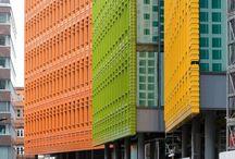 Colour in Architecture