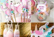 день рождения unicorn