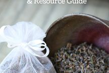 Essential Oil Crafts & Recipes