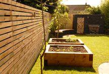 Gardens - Fencing