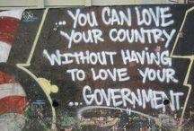 Soapbox / Politics / by Amanda Brown