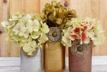 Everything Mason Jars! / New and inventive ways to use mason jars!