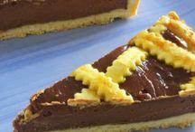 Torte, ciambelle, Crostate