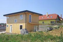 Krásna - Košice - Východné Slovensko / Tento nízkoenergetický dom staviame v Miloslavove pri Senci. Čo naň poviete? Viete, ktorý je to projekt z nášho portfólia? https://www.scandihaus.sk/portfolio/ Stavajte aj vy s nami... :)