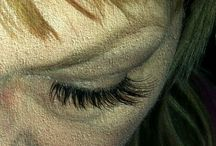 My Lash Extensions / I am Lash Artist and Trainer. These are my beautiful works of art on my amazing clients.