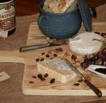 Kaasplank (cheeseboard, planche à fromage)