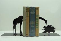 Soportes de libros